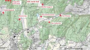 Carte EolJorat-Sud